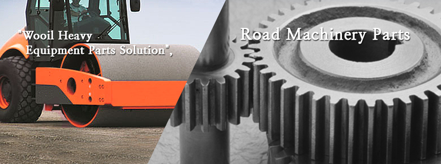 Wooil Heavy Equipment Parts Solution - Road Machinery Parts